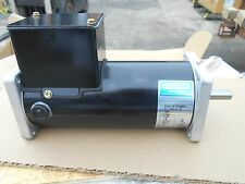LEESON 1/6 HP MOTOR 180V PH DC, HZ DC, 1750 RPM FRAM 31 MOD# CM31D17NZ9C
