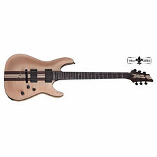 Schecter C-1 40th Anniversary Flamed Maple Natural Pearl FM NATP Guitar B-Stock