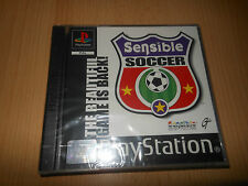 SENSIBLE SOCCER PLAYSTATION PS1 Nuevo Empaquetado