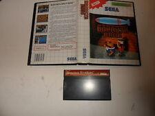 Sega Master System  Bonanza Bros