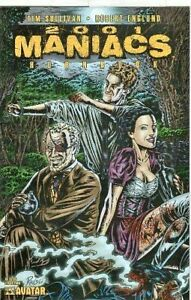 2001 Maniacs Hornbook One-Shot (2007) Avatar Press #1