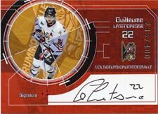 2005 EXTREME TOP PROSPECTS AUTOGRAPH AUTO GUILLAUME LATENDRESSE 235/400 *42146