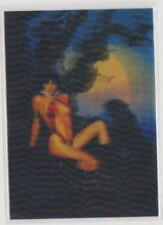 VAMPIRELLA SAN DIEGO COMIC CON 2011 (SDCC) 3D LENTICULAR TRADING CARD