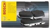 BOSCH Bremsbeläge vorne  0986 494 165  Mercedes M-Klasse -W 164 /E-KLasse W 211