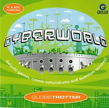 GLOBE TROTTER | Games conundrums quizzes | Win 95 98 XP (7 8 10 see listing)