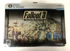 Fallout 3: Collector's Edition PC NEW SEALED