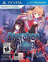 Operation Abyss New Tokyo Legacy (Sony PlayStation Vita PSV ) BRAND NEW