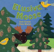 Esquivo Moose (Hide & Seek Libros), Joan gannij, Libro Nuevo mon0000101200
