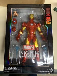 Marvel Legends IRON MAN action figure 12 INCH 12""