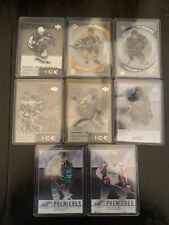 Upper Deck Ice Rookie Lot 2