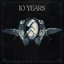 10 YEARS - FROM BIRTH TO BURIAL [SLIPCASE] mint CD