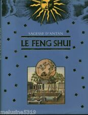 Livre  ésotérisme  le feng-shui - sonya hwang   book