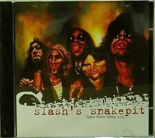 SLASH'S SNAKEPIT 'BEEN THERE LATELY' 1-TRACK CD SINGLE PROMO COPY