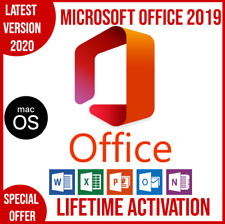 Productivity For MAC | 2020 | MacOs | MS© 2019 Lifetime© ACTIVATION©