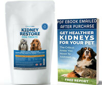 Kidney Restore Petite Dog Treats for Small Breeds Renal Support Biscuits Chews