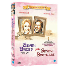 Seven Brides for Seven Brothers (1954) DVD - Jane Powell (*Sealed *All Region)