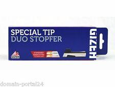 Tabak Stopfmaschine Zigarettenstopfer Stopfer Stopfgerät Gizeh Special Tip Duo