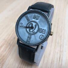 Vintage MTV Music Award By Pedre Men Lady Analog Quartz Watch Hours~New Battery