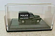 Railway Scale 76MM036 Morris Minor Van Police Dog Patrol Oxford Diecast 1:76 BN