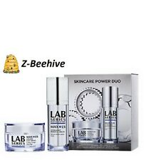 Lab Series MAX LS Skincare Power Duo Age Less Cream Overnight Serum SEALED