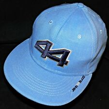 Johnny Blaze NYC Wu Tang Hip Hop Streetwear Method Man 44 Blue Baseball Hat Cap