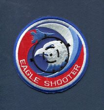 BOEING F-15 EAGLE SHOOTER ACM USAF US NAVY F-14 Tomcat F-18 TFS Squadron Patch