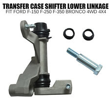 FIT FORD 4WD 4X4 TRANSFER CASE SHIFT SHIFTER LINKAGE F-150 F-250 F-350 BRONCO