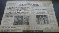 Newspapers The Journal N°17056 Sunday 2 July 1939 ABE