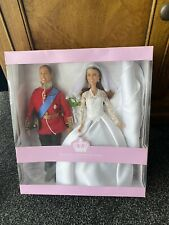Princess Catherine Doll  - Prince William and Kate Middleton Wedding day.