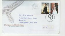2006 Australia - The Queen'S 80th Birthday Fdc From Collection 7/10