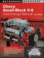 1968-2001 Chevy Kleiner Block V8 Motorteile Austausch Manuell 400 350 305 LT1