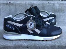 2014 Reebok GL6000 x Distinct Life sz 9 Sneaker Savant Grade 8/10 BLACK GUM