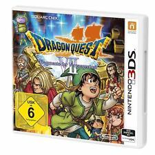 Nintendo 3DS Spiel Dragon Quest VII 7 - Fragmente der Vergangenheit 2DS NEU