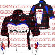 BMW Motorrad S1000rr  motorbike leather racing Jacket All size Available
