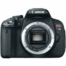 Canon EOS Rebel T4i / EOS 650D 18.0MP Digital SLR Camera Body w/ Battery/Charger