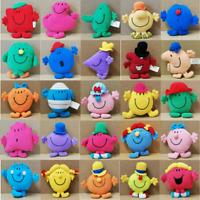 McDonalds Happy Meal Toy 1999 UK Mr Men Little Plush Cuddly Toys - Various