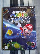 Super Mario Galaxy WII - Guía Oficial del Juego - Precintada - Castellano -Nueva