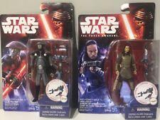 "Lot of 2 STAR WARS The Force Awakens FIGURES 3.5"" Tasu Leech & Fifth Brother NEW"