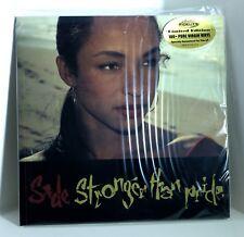 SADE Stronger Than Pride 180-gram VINYL LP Sealed NUMBERED Audio Fidelity