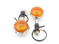 Motor Turn Indicator Signal Light Blinker Lens For Yamaha VSTAR CUSTOM XVS650