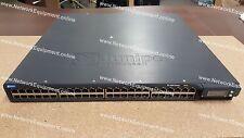 Juniper Networks EX4200-48T 8 x PoE 48 x 10/100/1000BASE-T ports Gigabit switch