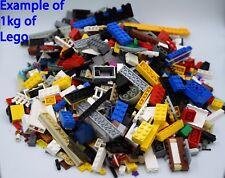 LEGO Bricks 500+ Pieces - 1Kg Mixed Bundle Plates Parts Pieces Star Wars Technic