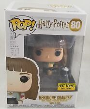 Funko Harry Potter Pop Hermione Granger W/ Chaudron #80 Figurine Hot Topic excl