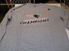 New England Patriots NFL Pro Line AFC Champion shirt long sleeve XXL 93dd408e3