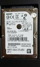 "HGST Travelstar 5K750-750 750GB SATAIII 6Gbps (HTS547575A9E384) 2.5"" Hard Drive"