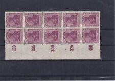 Germany Block Worldwide Stamps