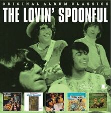 THE LOVIN' SPOONFUL 5CD NEW Do You Believe/Daydream/Hums/Everything/Revelation