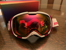 Anon Wm1 Goggles Skiing Snowboarding Two Lenses, Bag and Box