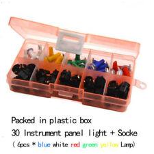 30Set Car T5 LED Twist Socket Instrument Panel Cluster Plug Dash Light JAPAN CAR