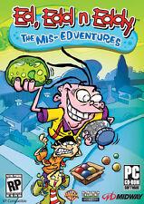 Ed Edd n Eddy The Mis-Edventures PC Game NEW